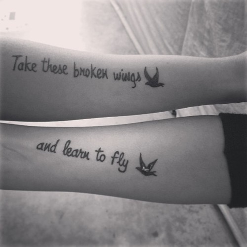 Best Friend Tatoo