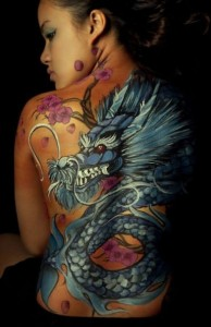 Dragon Tattoo ideas